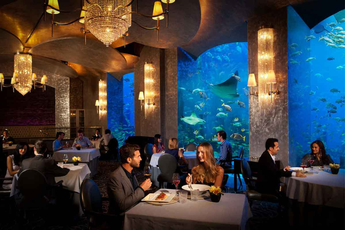 dubai restaurants